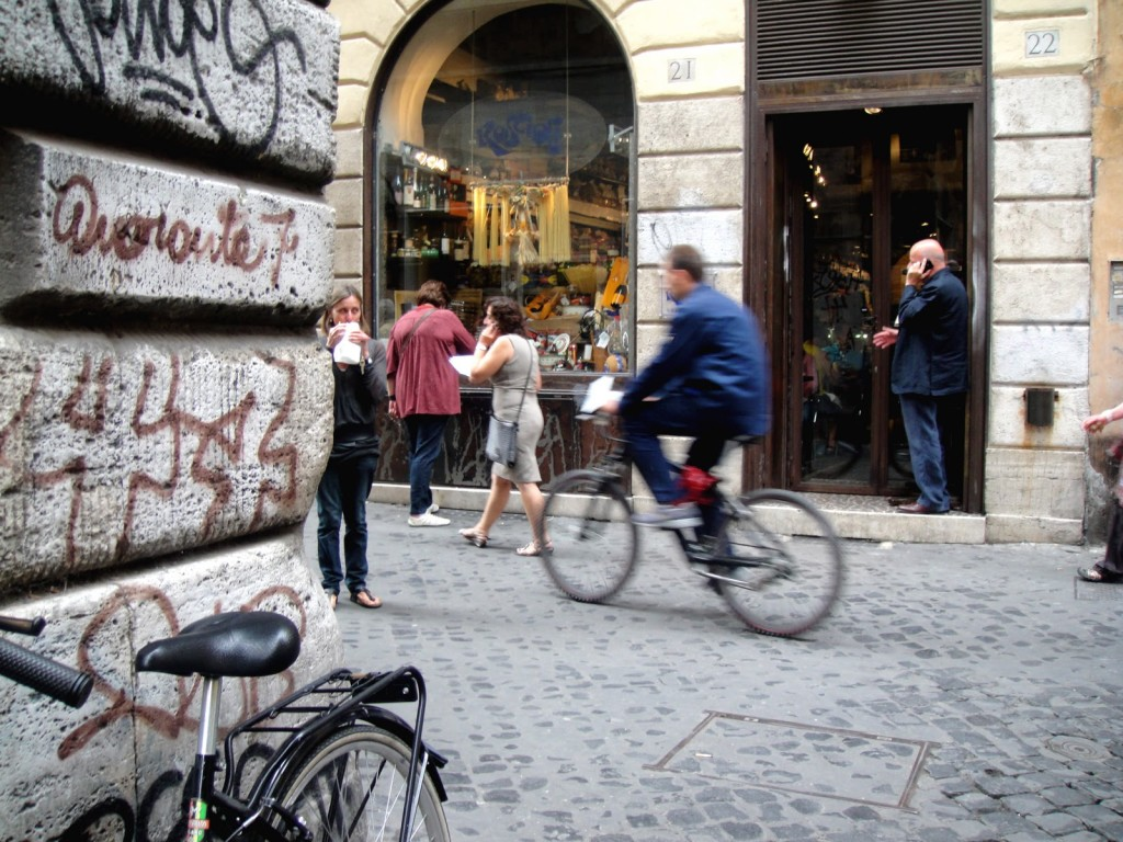 best Rome neighborhoods for food & drink