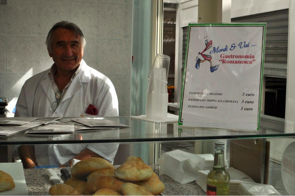 Sergio Esposito of Mordi e Vai