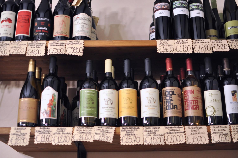 wine shop rome les vignerons casa mia