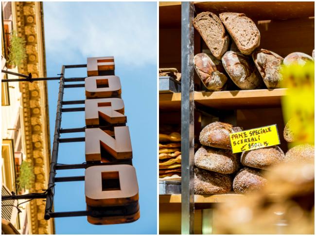 Antico Forno Roscioli, bread legacy in Rome