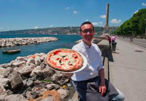 Pizza in Naples by Gino Sorbillo
