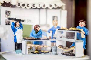 Boccione Jewish Bakery in Rome