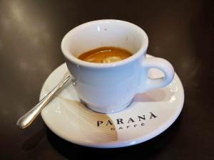 Paranà coffee in Rome