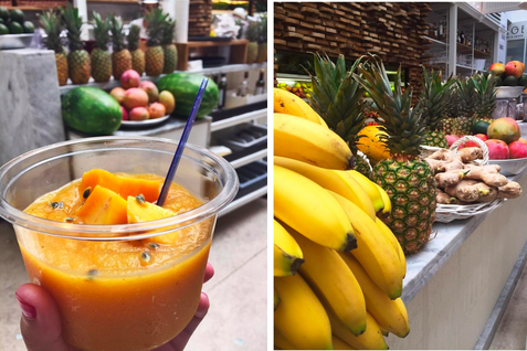 5 favorite juice bars in Rome