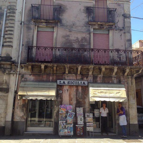 Linguaglossa Sicily, daily life