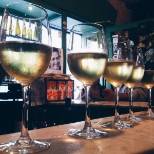 Vinaietto wine bar in Rome