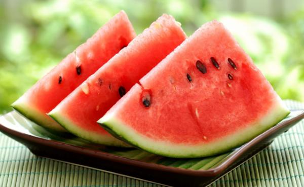 watermelon for Ferragosto in Italy