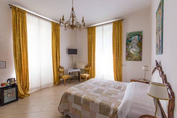 The Chianti room in B&B Villa Landucci Florence
