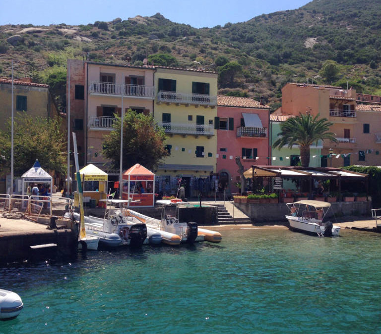 Weekend Escape to the Island of Giglio, Tuscany