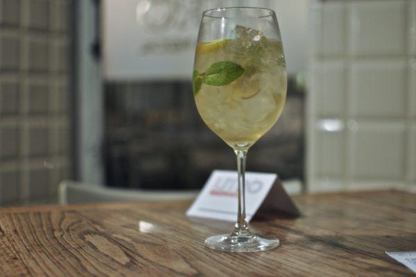 Cocktails at Litro