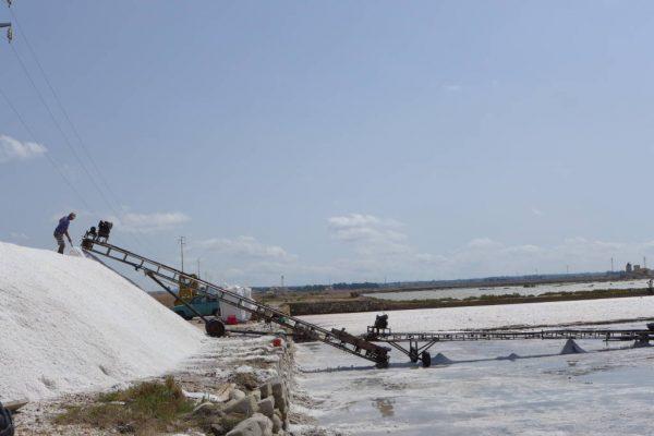 Adventures on western Sicily's salt pans