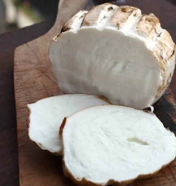 provola affumicata - smoked mozzarella