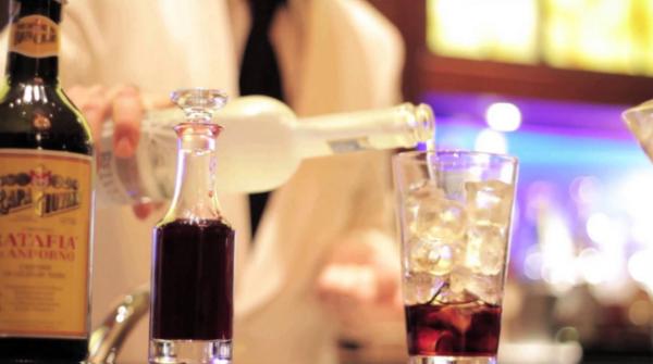 Cocktails at ORVM