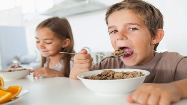 children menus