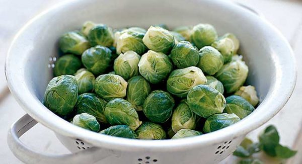 brussels sprouts are in season!