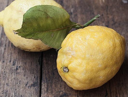 Lemons are in season