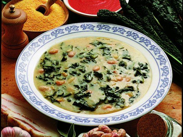 Tuscan zuppa di magro