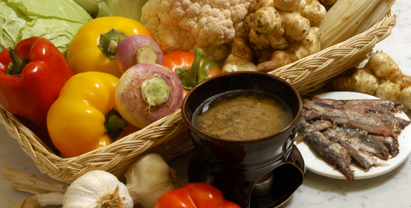 bagna cauda healthy eating