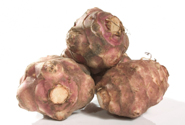 Jerusalem artichokes are in season