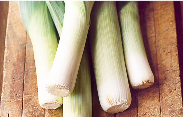Leek are in season · www.italyfoodandwinetours.com