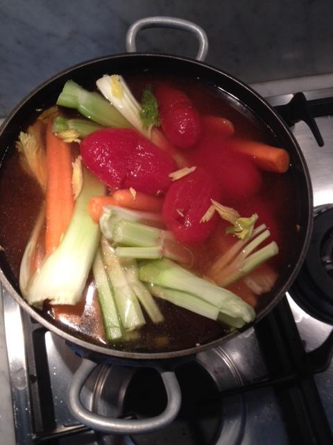 Brodo Vegetale: Healthy Vegetable Broth