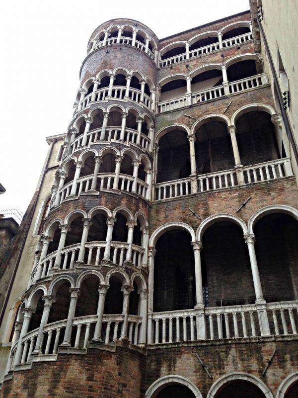 Contarini del Bovolo in Venice · www.casamiatours.com