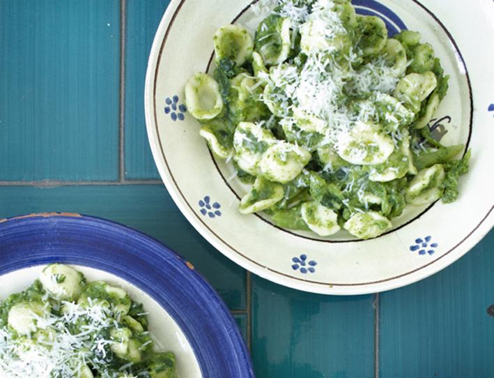 Regional Classics – Orecchiete con Broccoli