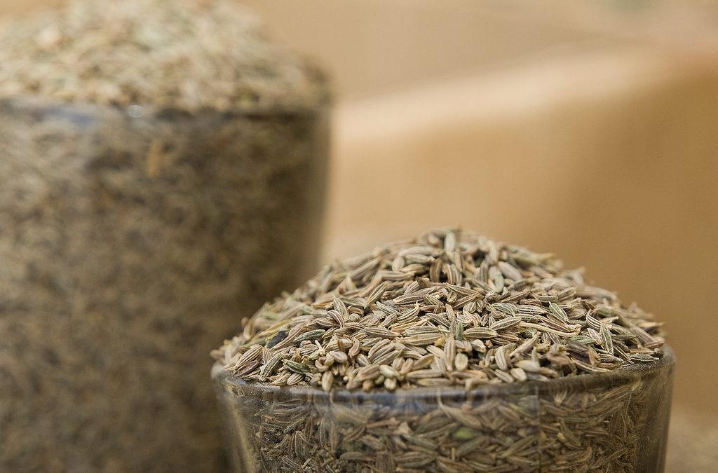 The Spice Cabinet: Cumin