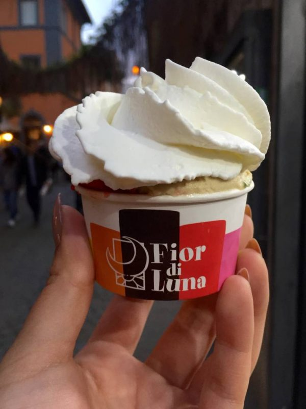 gelato at Fior di Luna · www.italyfoodandwinetours.com