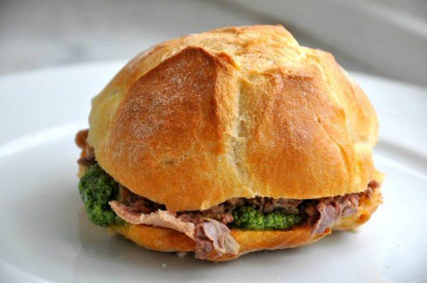 lampredotto is Tuscan street food