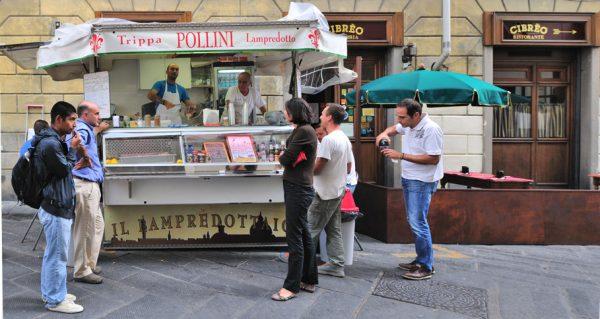 Trippaio Pollini in Florence · www.italyfoodandwinetours.com