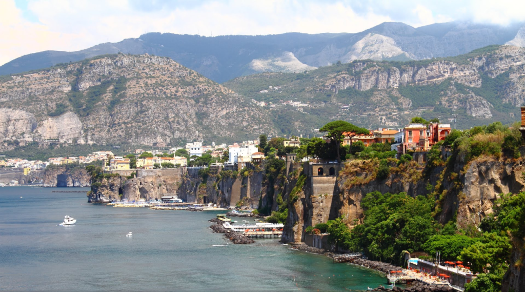 Weekend Escape to Sorrento off season