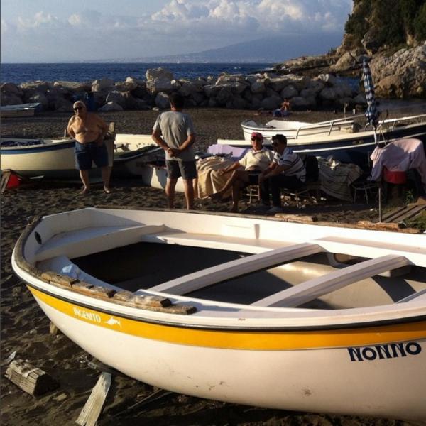 Weekend escape to Sorrento · www.italyfoodandwinetours.com