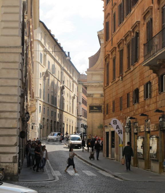 Our Italians: David Colin of Spanish Steps Apartment