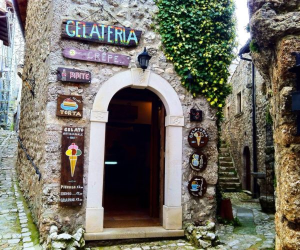 Weekend escape to Santo Stefano di Sessanio