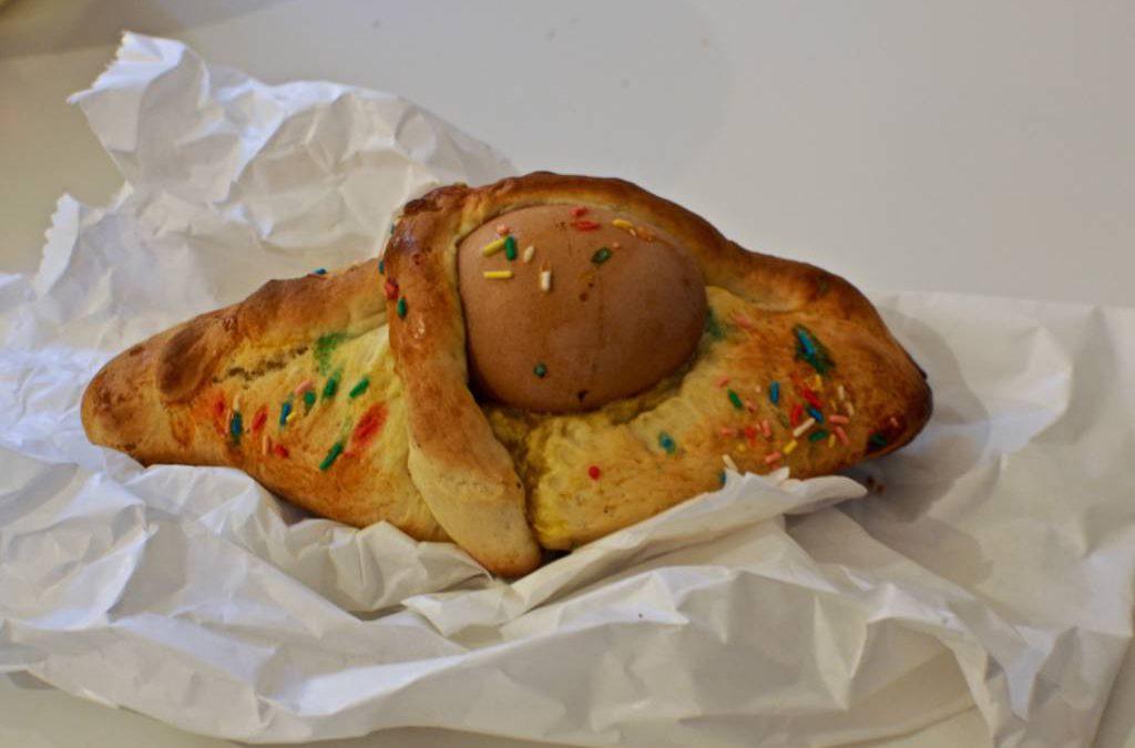Acceddu cu l'ova, Sicilian Easter Biscotti