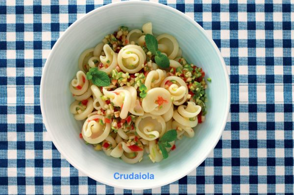 Pasta salad for days!