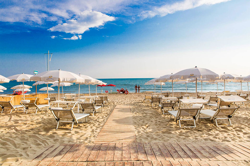 Best beach restaurants in Rome