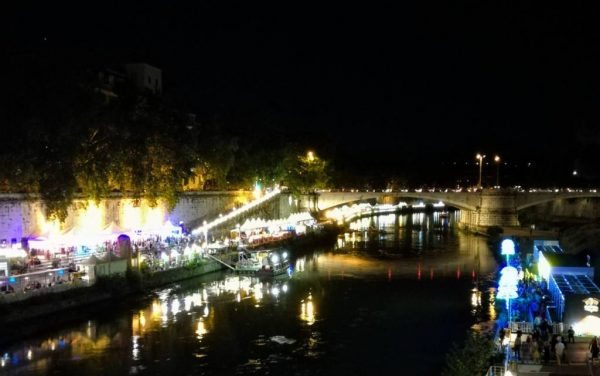 Weekend escape to Trastevere