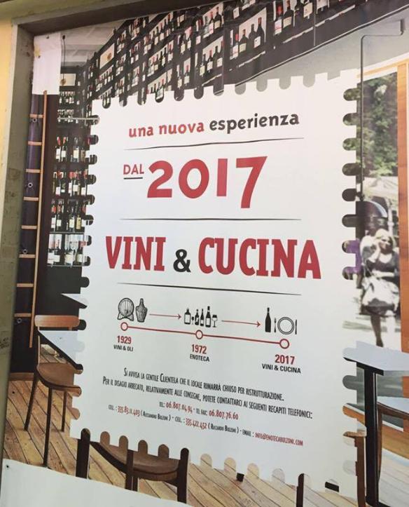 Bulzoni Vini e Cucina in Rome