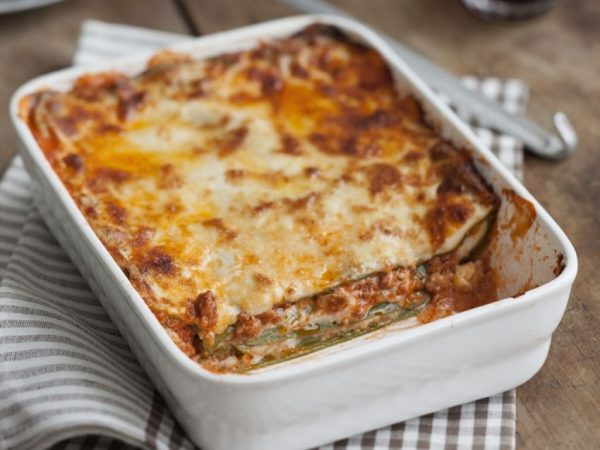learn to make lasagna with us