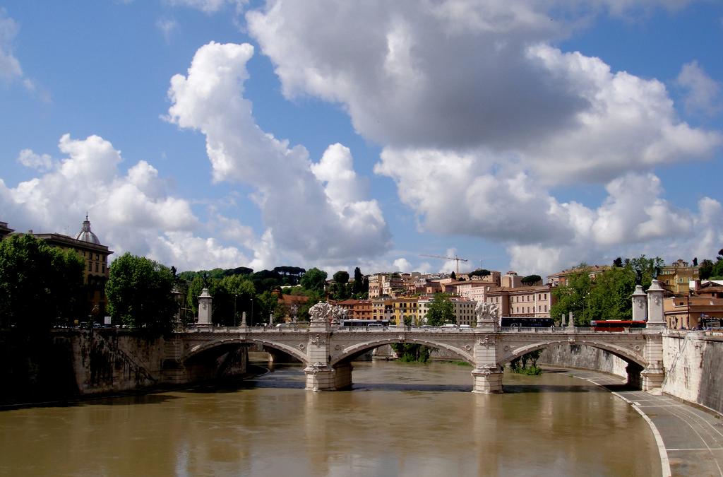 Food-centric neighborhoods in Rome