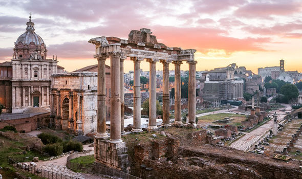 Where to eat in Rome Holidays 2017