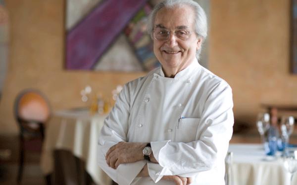 gualtiero marchesi 2018 year of Italian food