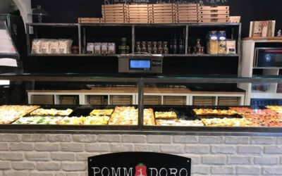 Pommidoro Pizza e Fritti in Rome