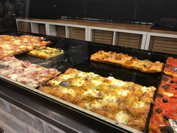 Pommidoro pizza Rome