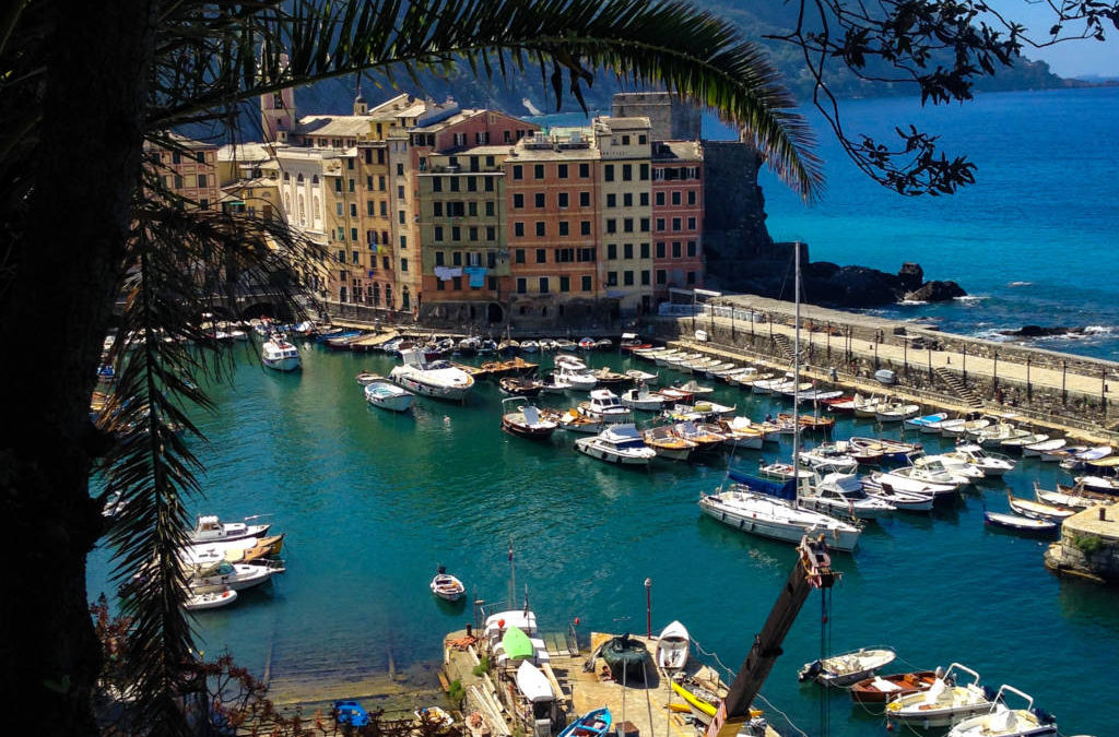 Day Trip to Camogli and San Fruttuoso