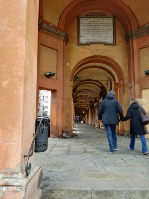 portici, Bologna day trip