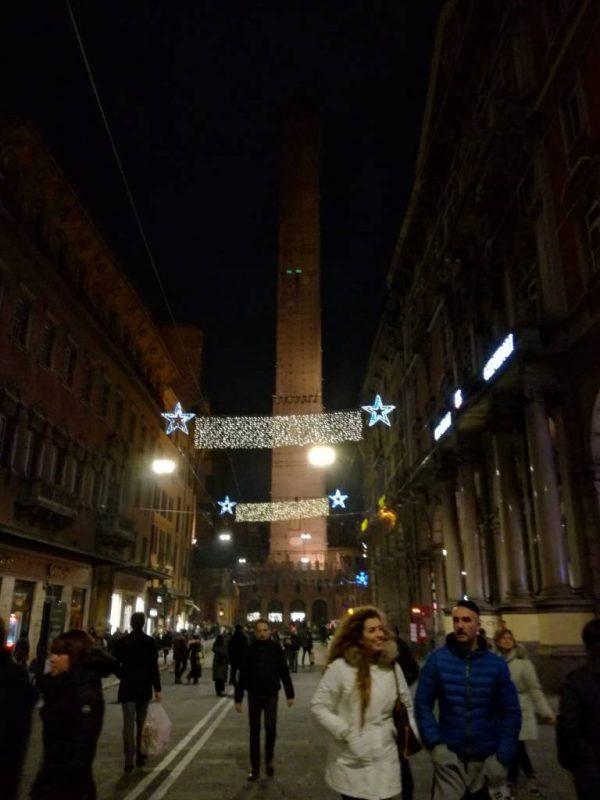 le torri, Bologna day trip