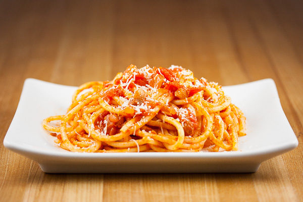 best Amatriciana in Rome